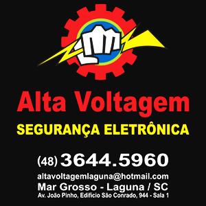 Alta Voltagem Segurança Eletrônica