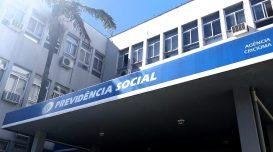 Gerência Regional do INSS em Criciúma. Foto: Luís Claudio Abreu/Agora Laguna