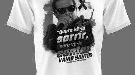 camiseta vanio santos