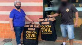 Divulgação/DIC Laguna