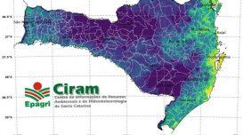 Divulgação/Epagri/Ciram