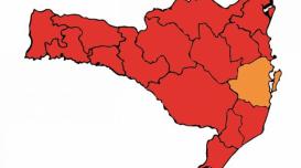 Divulgação/SES/Secom-SC