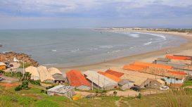 Praia do Cardoso – Foto: Elvis Palma/Agora Laguna