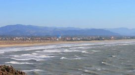 Praia do Sol – Foto: Elvis Palma/Agora Laguna/Arquivo