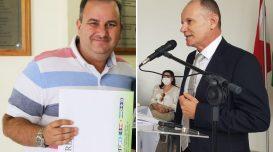 Fotos: Divulgação/Amurel e André Luiz/Agora Laguna