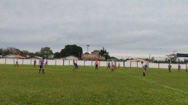 Santa Maria x Baixada. Foto: Eduardo Ventura/Esporte de Primeira/Agora Laguna