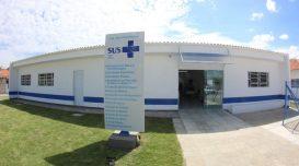 Unidade Básica de Saúde do bairro Progresso – Foto: Elvis Palma/Agora Laguna